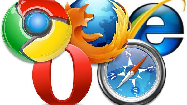webov� prohl�e�e (ilustra�n� obr�zek)