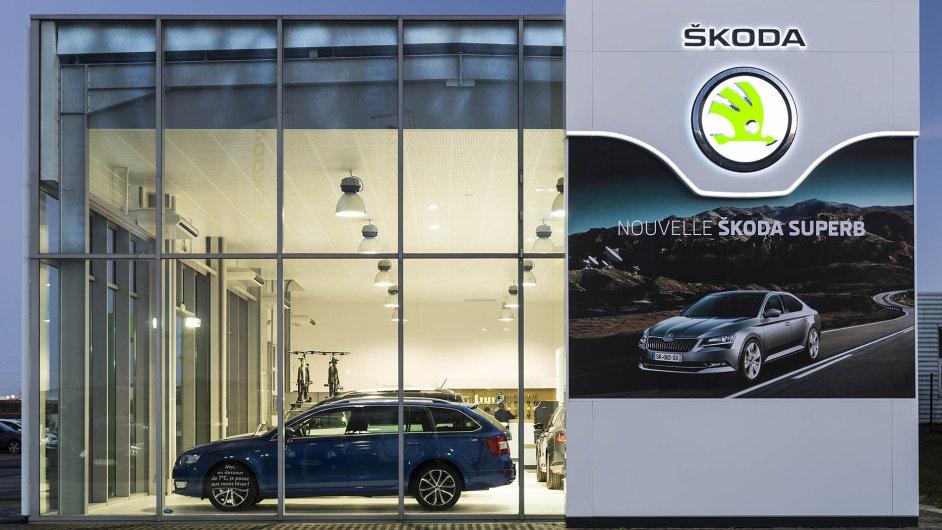 Škoda Auto chce udržet svůj podíl vČesku. Cenami inabídkami leasingu se jí to daří, na což reaguje i konkurence.