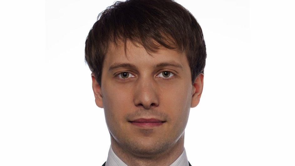 Martin Ralbovský, výkonný ředitel inkasní agentury Cash Collectors