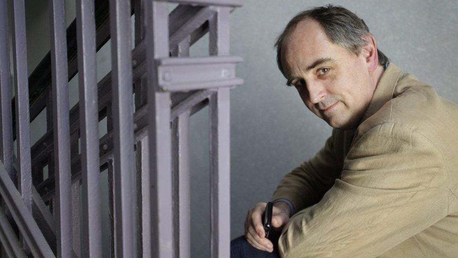 Novinář z týdeníku The Economist Edward Lucas