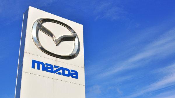 Toyota získá v Mazdě pětiprocentní podíl - Ilustrační foto.