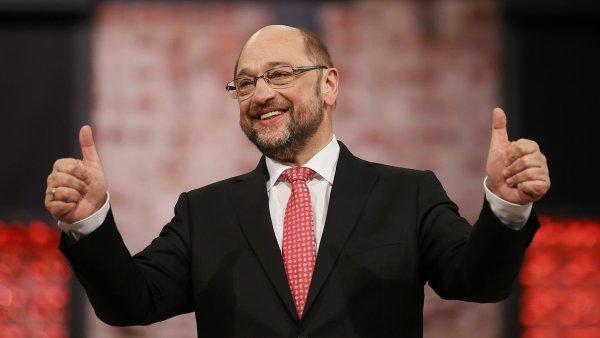Bývalý šéf Evropského parlamentu Martin Schulz