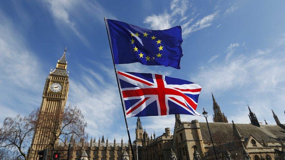 Brexit - Ilustrační foto.