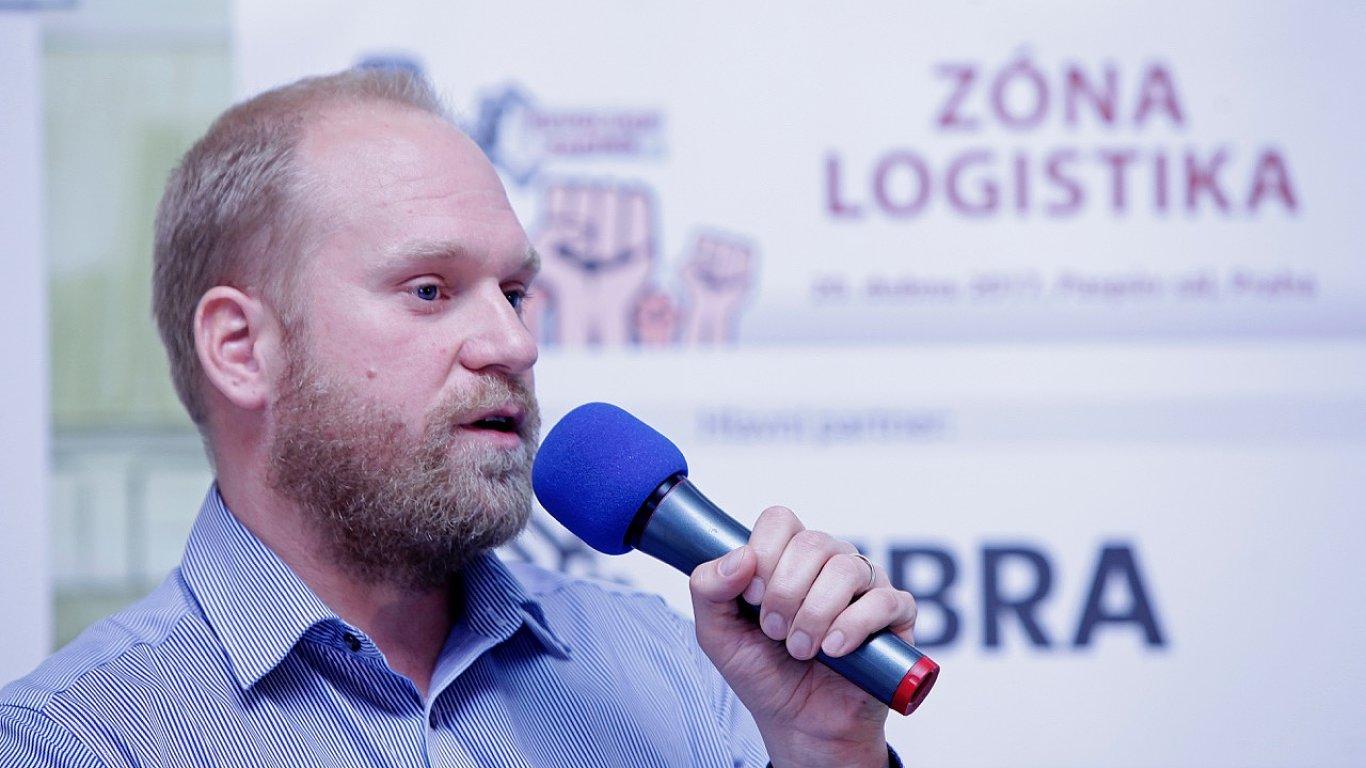Konference Zóna Logistika, Libor Hudeček, ZOOT