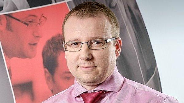 Jakub Novák, obchodní ředitel společnosti Bibby Financial Services