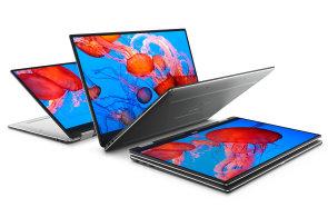 Dell XPS 13 Touch je krásný hybridní notebook téměř bez rámečků