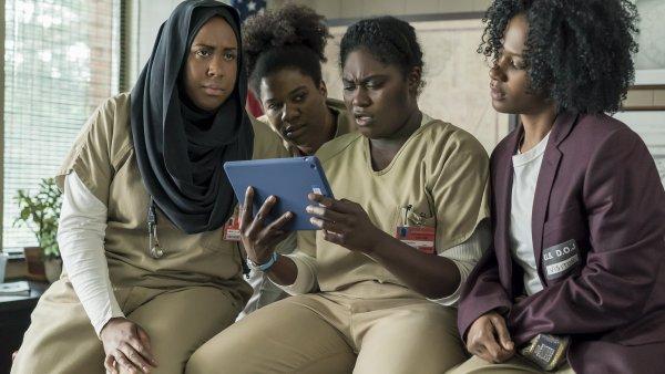 Hackeři na internetu zveřejnili podstatnou část nové řady seriálu Orange Is the New Black.