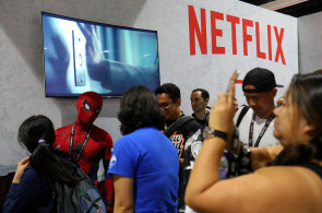 Netflixu prudce stoupají příjmy i počet odběratelů