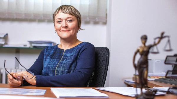 Markéta Selucká, děkanka Právnické fakulty Masarykovy univerzity v Brně