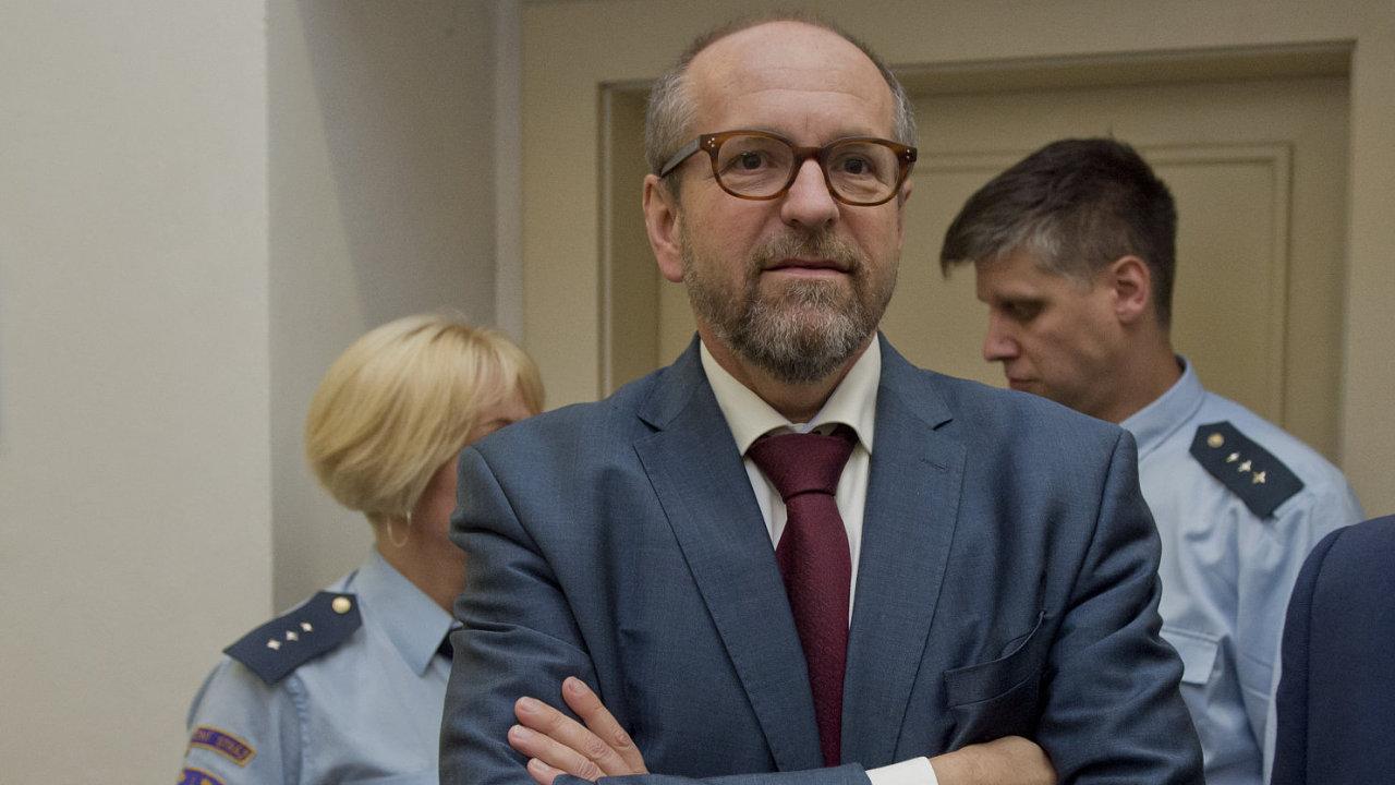 Ivan Fuksa, nečas, soud