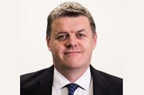 Robert Pitt, provozní ředitel společnosti CTP