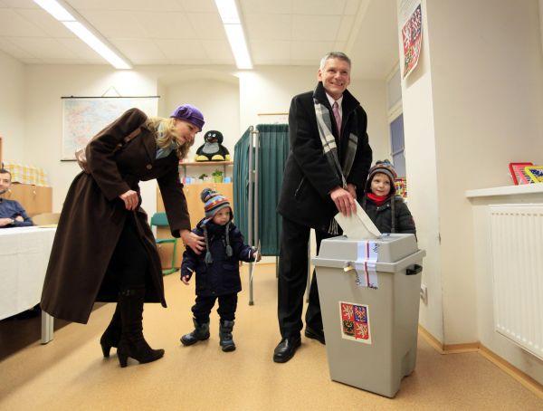 prezidentské volby 2018, Jiří Hynek