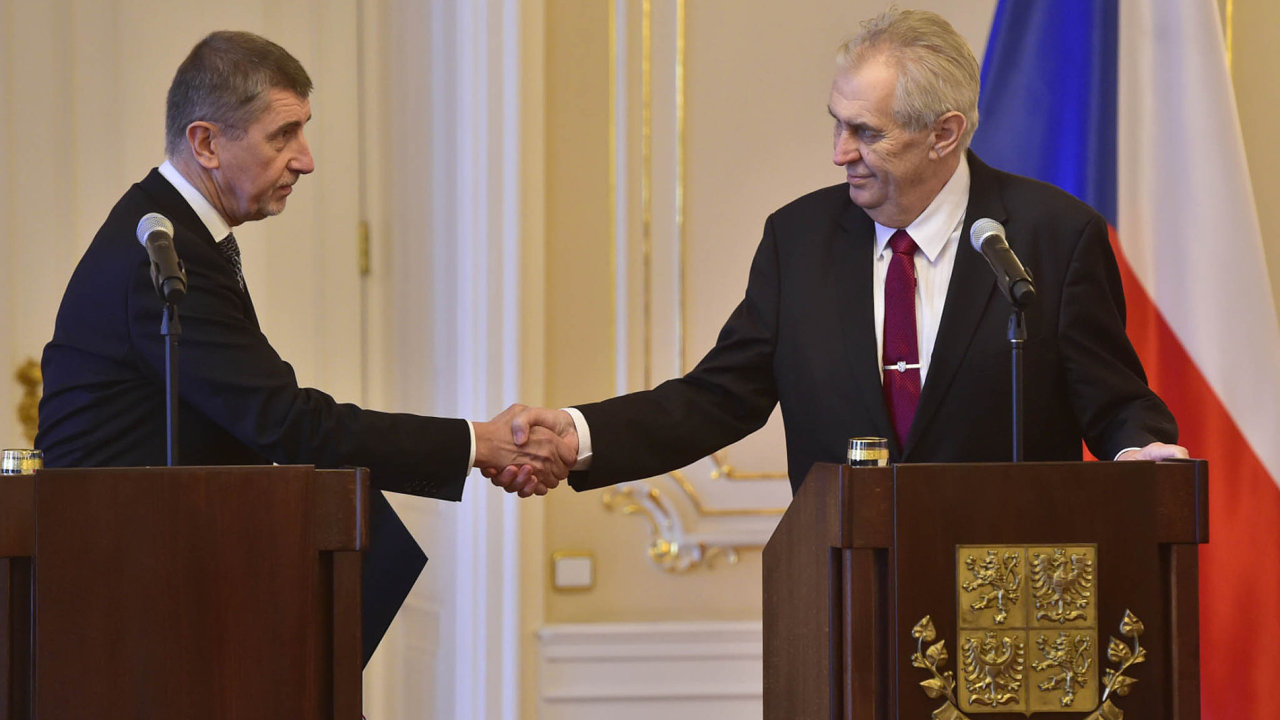 Poté co kabinet Andreje Babiše nezískal důvěru sněmovny, přijal prezident Miloš Zeman 24. ledna jeho demisi. Všechna jednání o nové vládě od té doby zkrachovala.