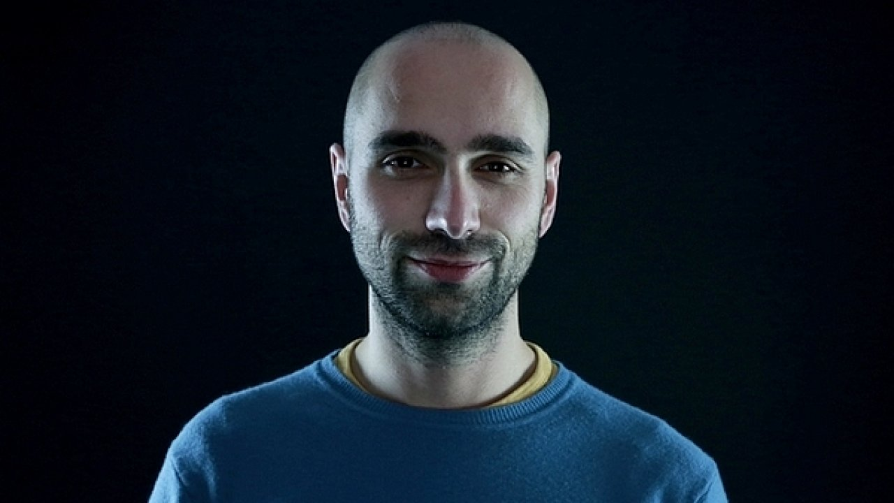 Lukáš Houdek, koordinátor iniciativy HateFree.