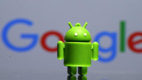 """Google """"sleduje"""" vlastníky mobilních telefonů s operačním systémem iOS i Android."""