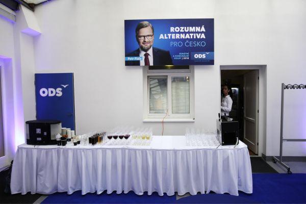 Volební štáb ODS