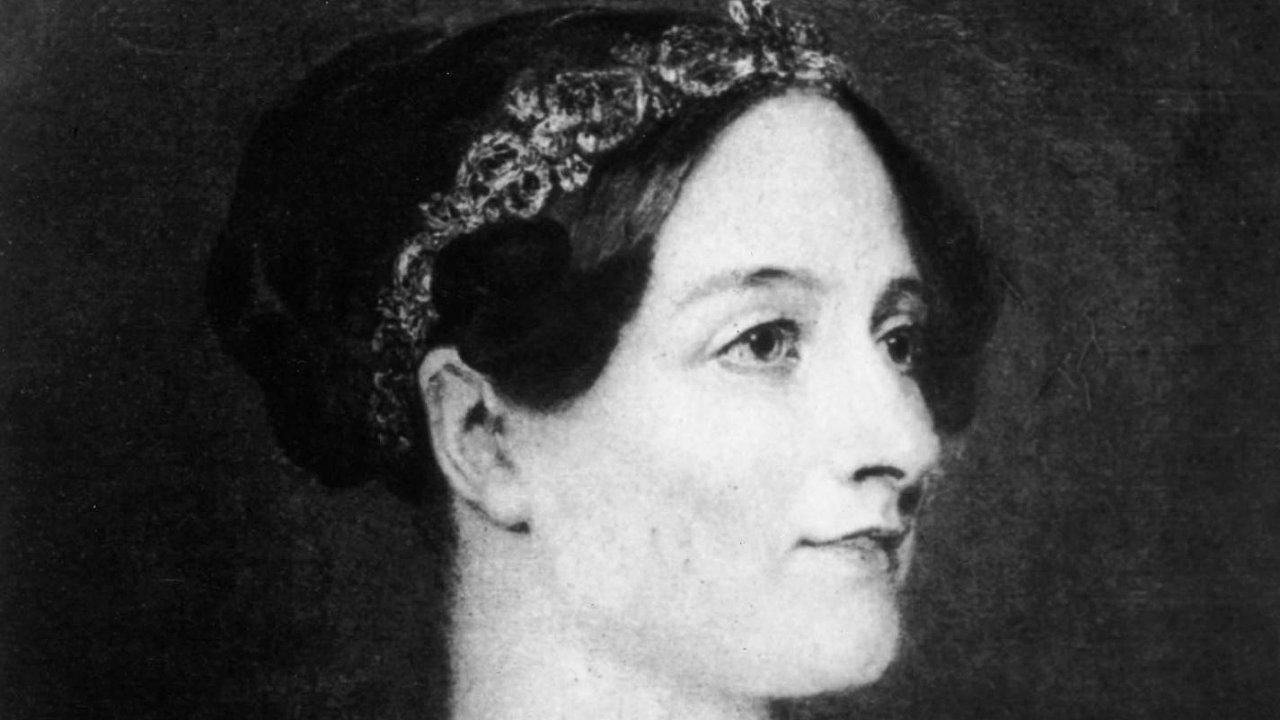 Ada Lovelaceová spolu s matematikem Charlesem Babbagem o sto let předběhla dobu, když před polovinou 19. století formulovala základní parametry moderních počítačů.