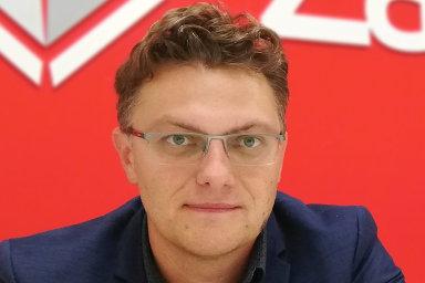 Pavel Kocúrek, projektový ředitel skupiny Packeta
