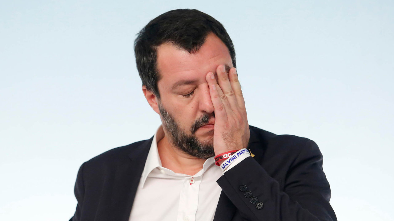 Italy salvini