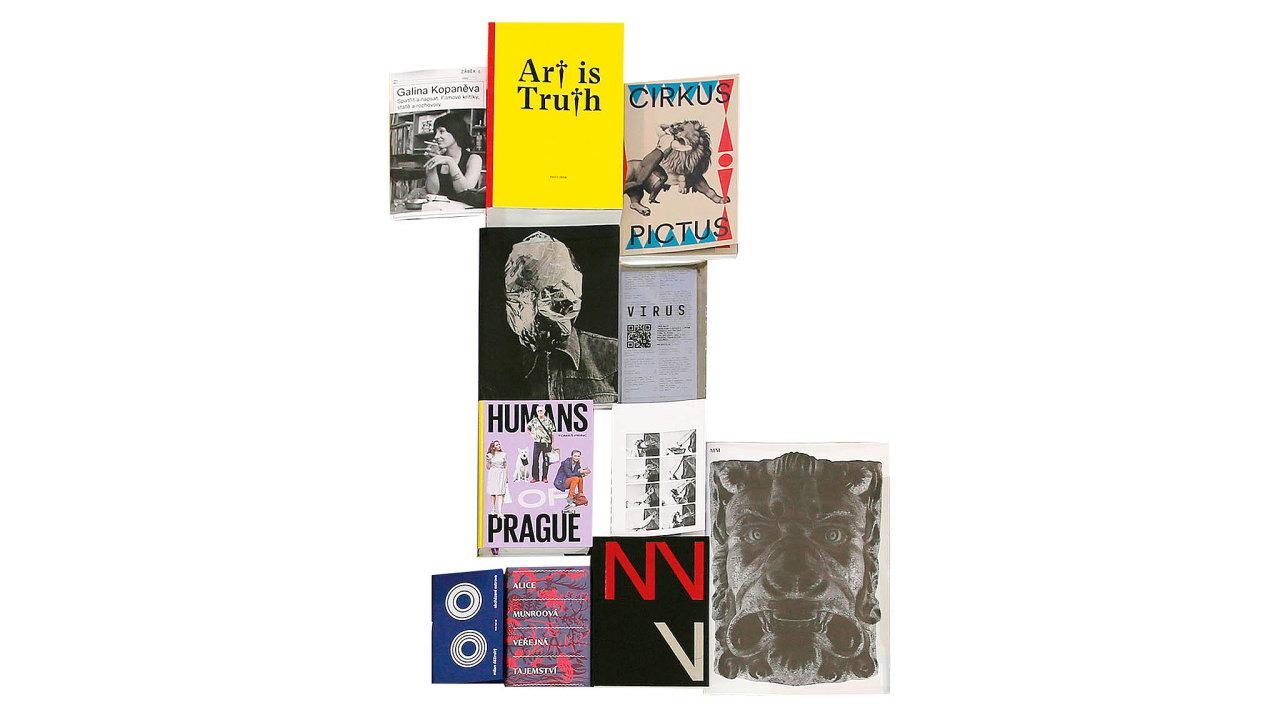 Nejkrásnější české knihy
