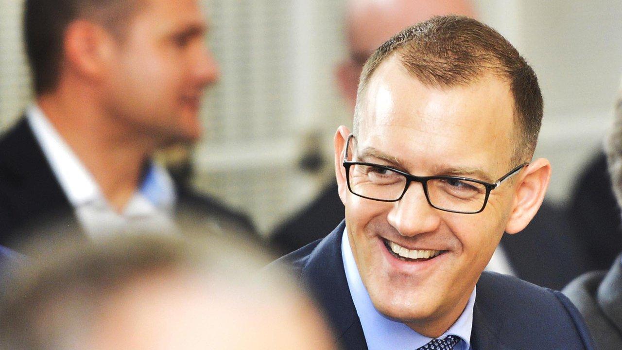 Miliardář Daniel Křetínský může být s letošním rokem spokojený. Tedy až na fotbalovou Spartu…