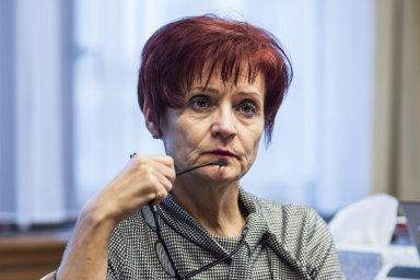 Ředitelka GFŘ Tatjana Richterová připustila, že soud dal desítkám podnikatelů za pravdu, když se proti vydanému zajišťovacímu příkazu ohradili.