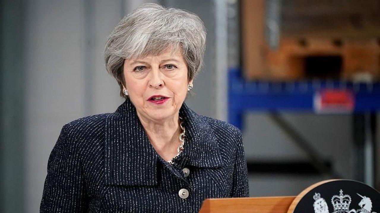 Mayová chce čas a ústupky EU. Čeká, že poslanci pod tlakem ještě ustoupí, říká Kruliš