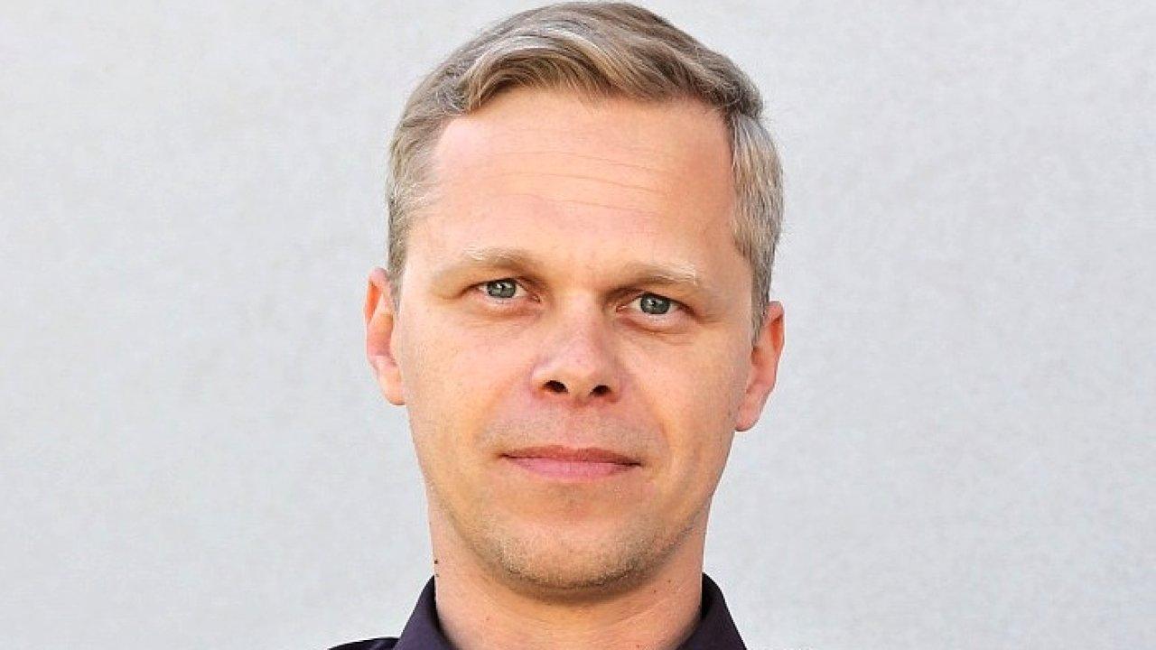 Jan Korbut, projektový manager se specializací na BIM v OBERMEYER HELIKA