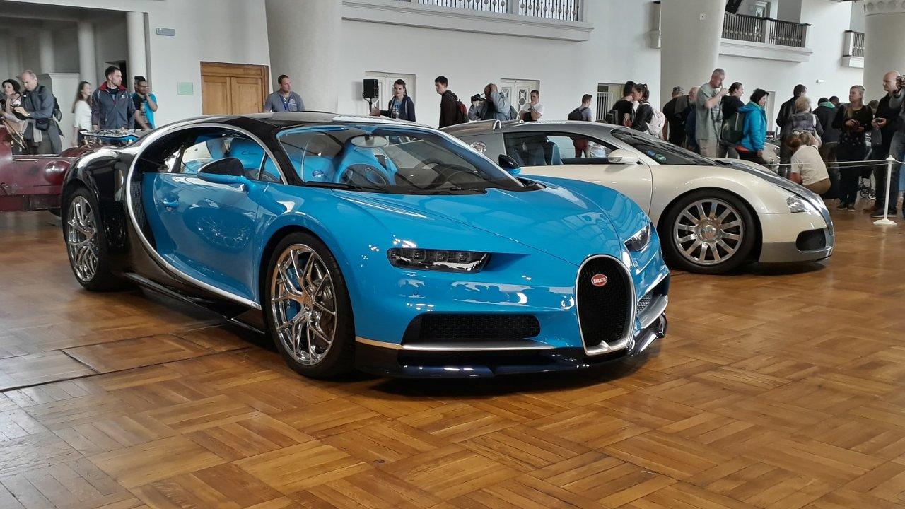 Bugatti Chiron Sport miliardáře Radima Passera.
