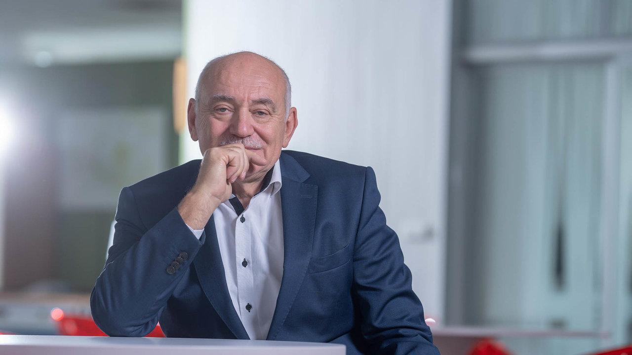 Možný vstup zahraničních investorů doLinetu zakladatel firmy Zbyněk Frolík potvrdil až vrozhovoru sHN loni včervenci.