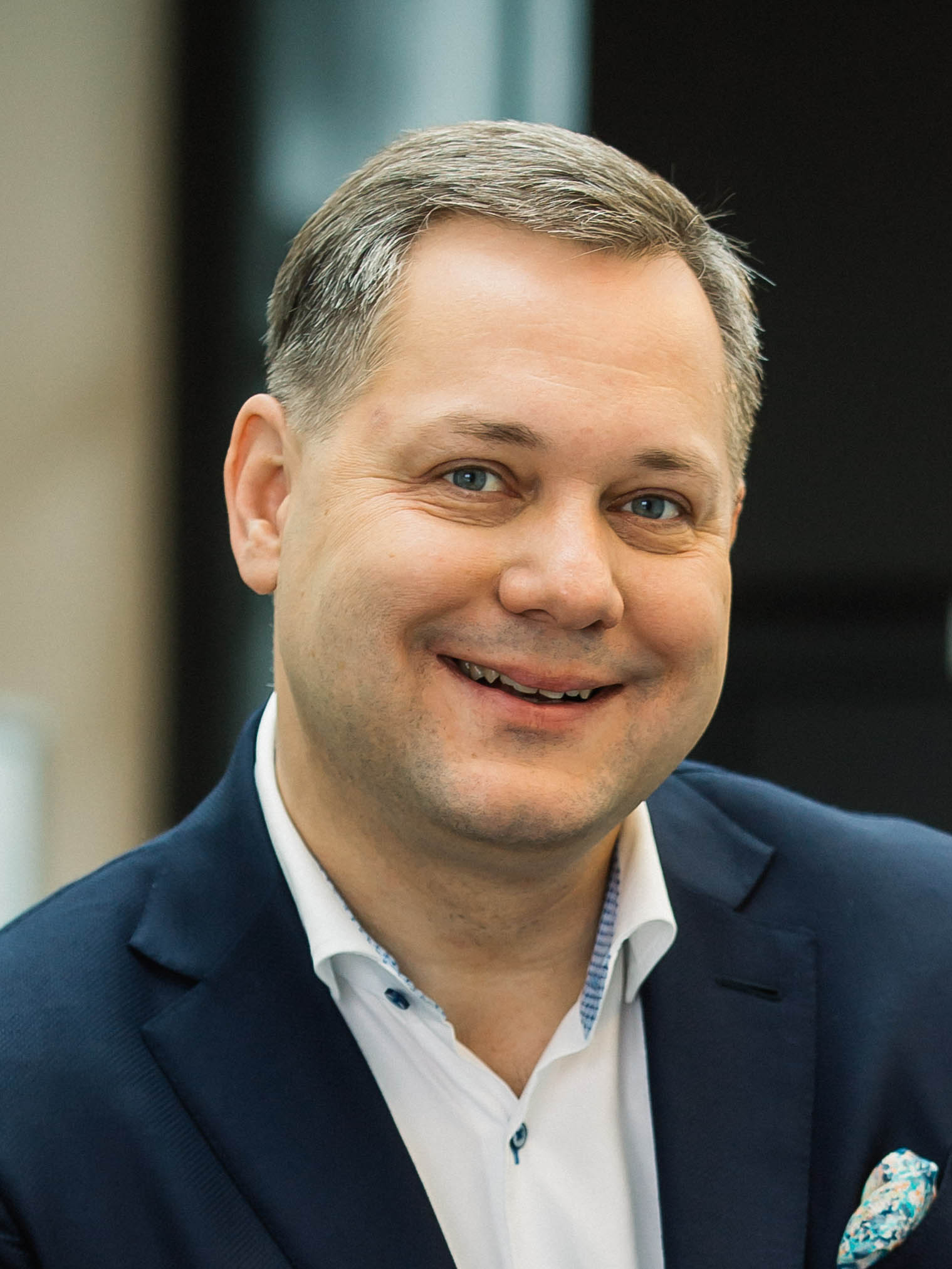 Kamil Čermák, generální ředitel, ČEZ Esco