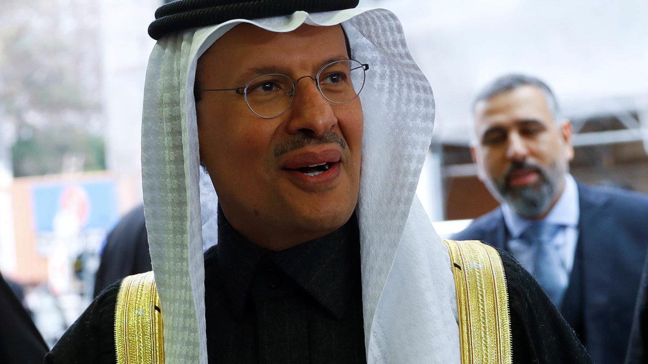 Ropný princ. Princ Abdulazíz bin Salmán se stal ministrem ropného průmyslu Saúdské Arábie vzáří. Vůči neukázněným partnerům zaujal mnohem tvrdší postoj než jeho předchůdce Chálid al-Fálih.