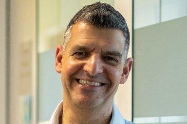 Golan Shaked, komerční ředitel ve společnosti Kiwi.com