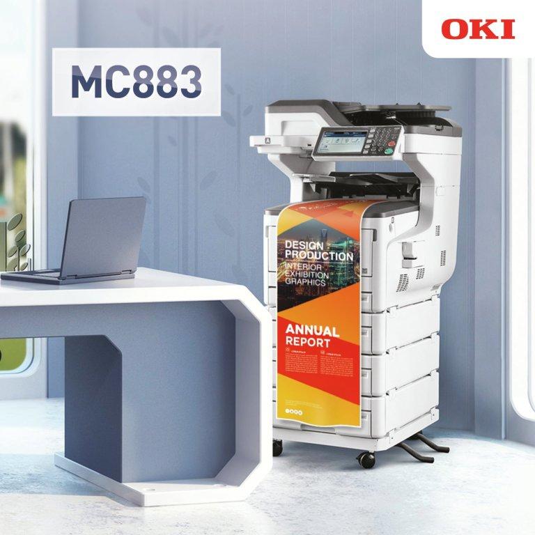 OKI MC883 Office