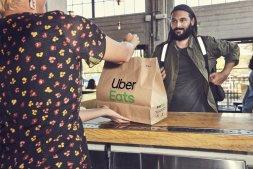 Uber eats pickup