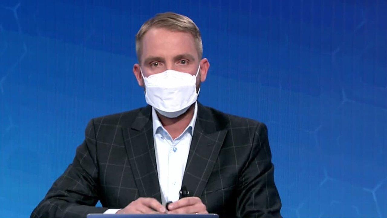 Jednou z potvrzených tváří CNN Prima News bude moderátor Libor Bouček. Divákům se už představil v mimořádném pořadu Primy s názvem Karanténa.