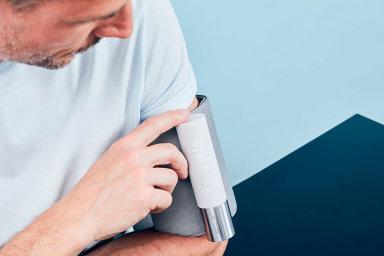 Chytrý tlakoměr má vést ke zdravějšímu životnímu stylu a omezení medikace při léčbě zvýšeného tlaku