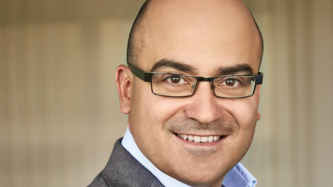 Gorjan Lazarov, generální ředitel řetězceOrea Hotels & Resorts