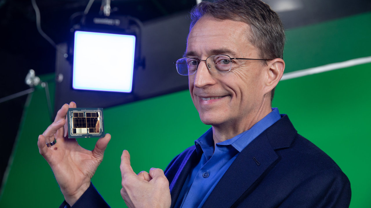 CEO Intelu Pat Gelsinger je inženýr, který se do firmy vrátil po deseti letech s cílem vrátit ji zpět na technologický vrchol.