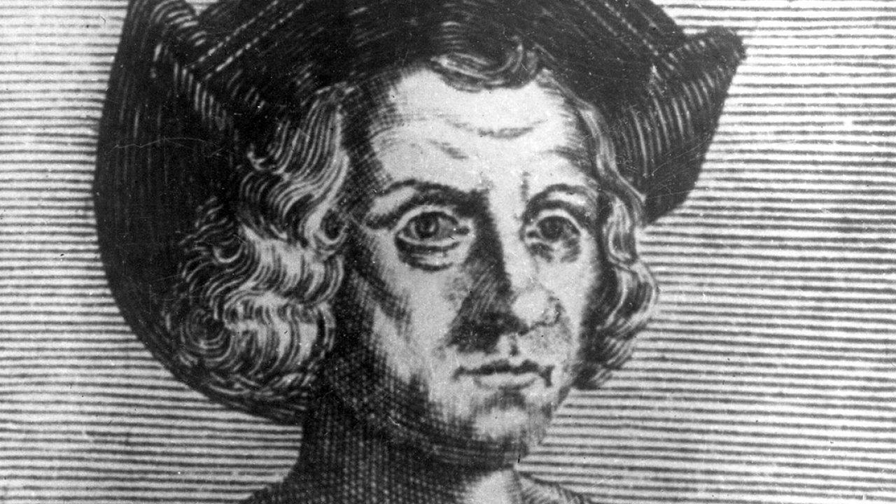 Odborníci porovnávají čtyři fragmenty Kolumbových kostí velikosti mandle spodobně velkými ostatky jeho syna Hernanda abratra Diega.
