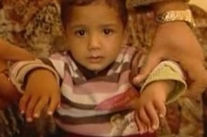 Falludza-postizene deti - z videa BBC