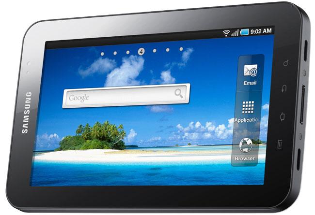 tablet Galaxy