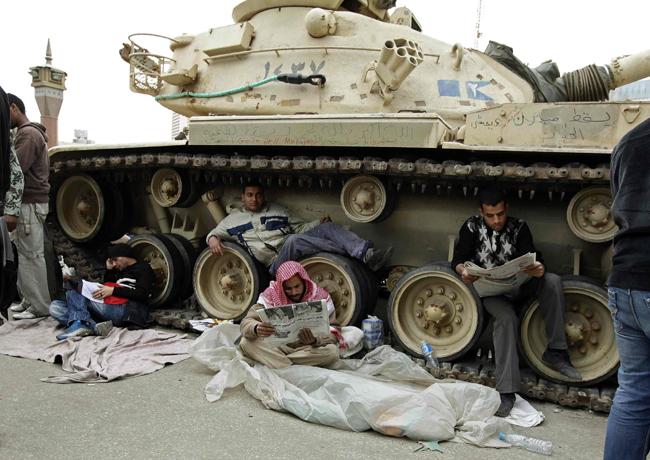 Egypt, Tahrír, Husní Mubárak, Káhira, demonstrace