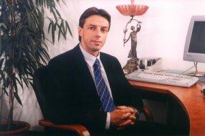 Pavel B�m,starosta Prahy 6