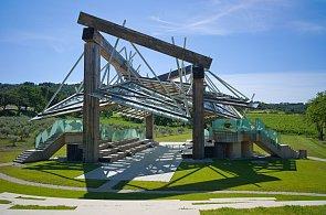 Umění na vinici: V Provence najdete stavby hvězd světové architektury mezi vinohrady