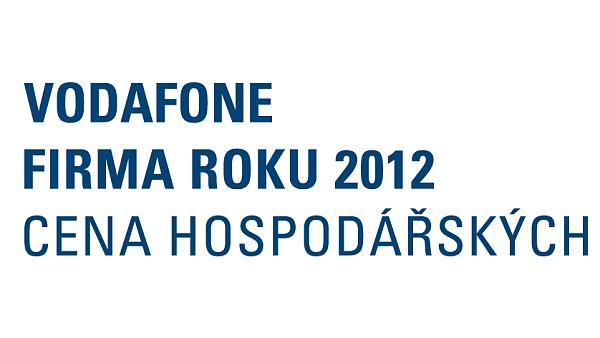 Firma roku 2012 Vodafone