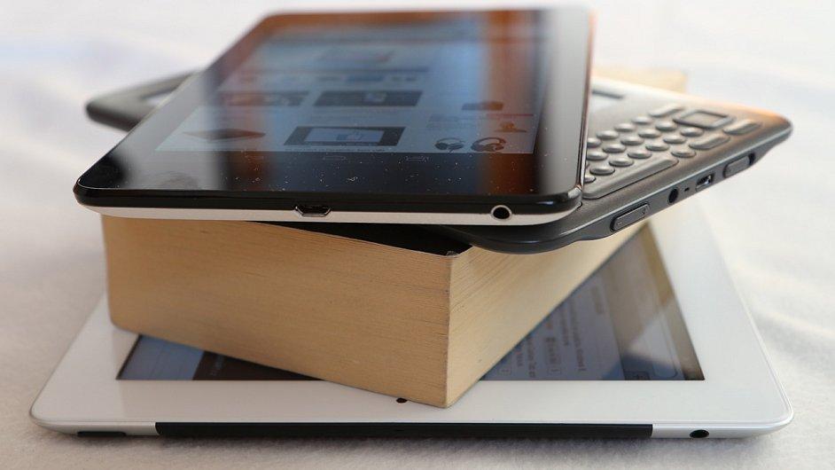 Tablet Nexus 7 se systémem Android 4.1 (Jelly Bean)