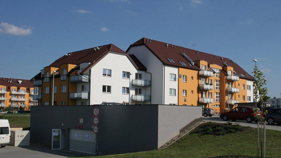 Hypoteční trh loni vzrostl podle odhadu o tři procenta.