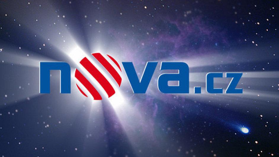 Nejsledovanější televizí je Nova.