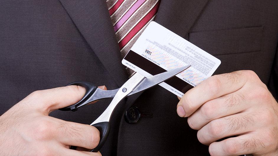 sociální karta, ilustrační foto